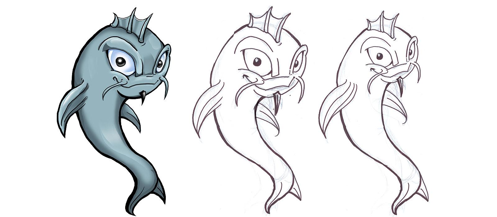 Projektowanie postaci
